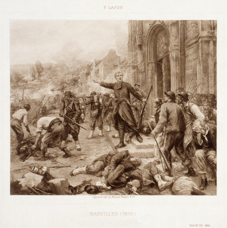 Battle of Bazeilles restorat'n by AdamCuerden