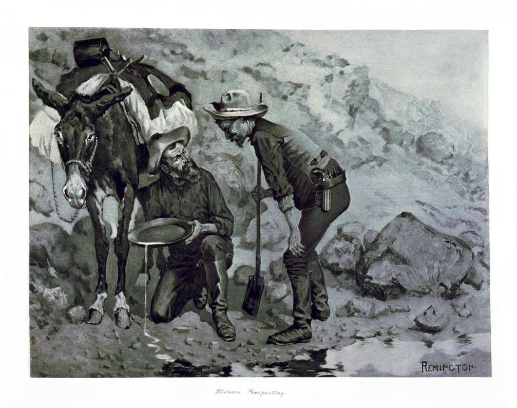 Frederic Remington restoration by AdamCuerden
