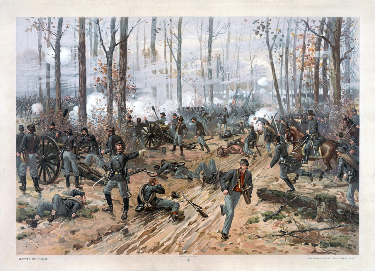 """essay on the battle of shiloh Cheyenne bentley professor sarah kiewitz literature 2220-501 09 october 2015 endless war: bobbie ann mason's """"shiloh"""" there is a saying that goes that."""