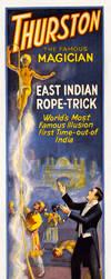 Thurston's Indian Rope Trick restoration by AdamCuerden