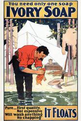 1898 Ivory Soap advert restoration (2) by AdamCuerden