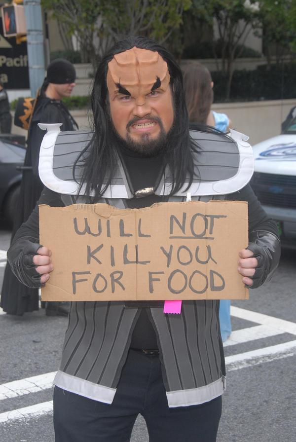 Klingon by Leshii203