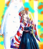 Yumeno Hajima Ring Ring by luckydraws