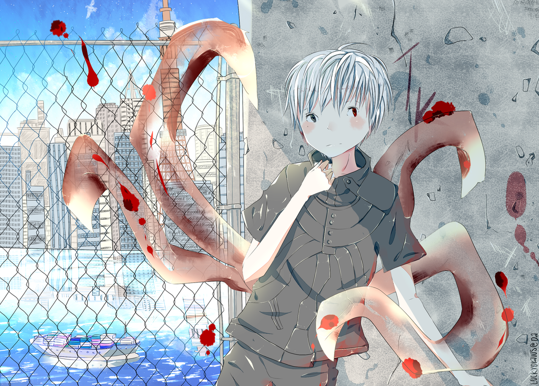 Kanekiken2 by luckydraws