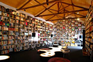 Livraria. by criss-deviation