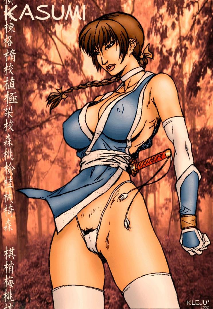 Kasumi by Kleju NEW by kleju