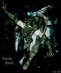 Psycho Mantis by Kleju