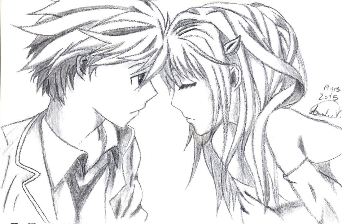 AnimeCouple by Amane96
