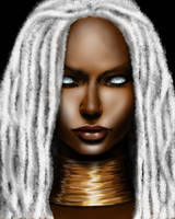 Ororo Munroe a Storm is coming Pt 2 by SoDesigns1