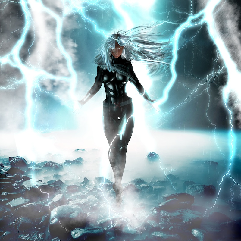 Ororo Arise Storm X Men By SoDesigns1