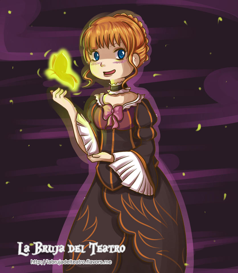Beatrice by CAErottenhearth
