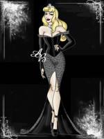 gothic Aurora by thecherish