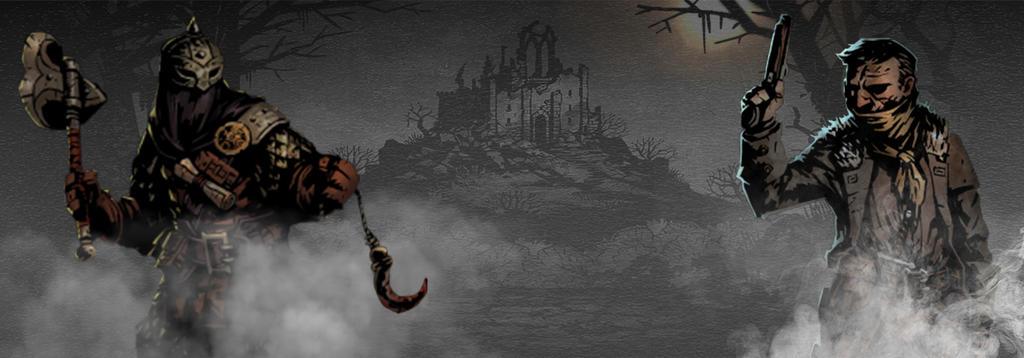 Darkest Dungeon - Bounty Hunter and Highwayman