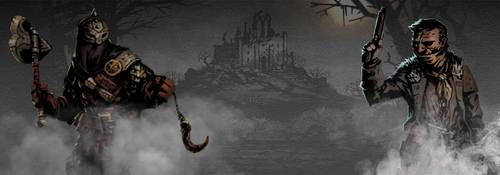 Darkest Dungeon - Bounty Hunter and Highwayman by AronMR68