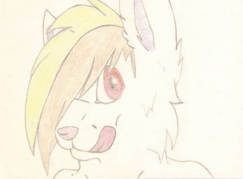 Furry: the red eye (old)