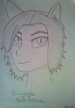 Xinta Katalba drawing
