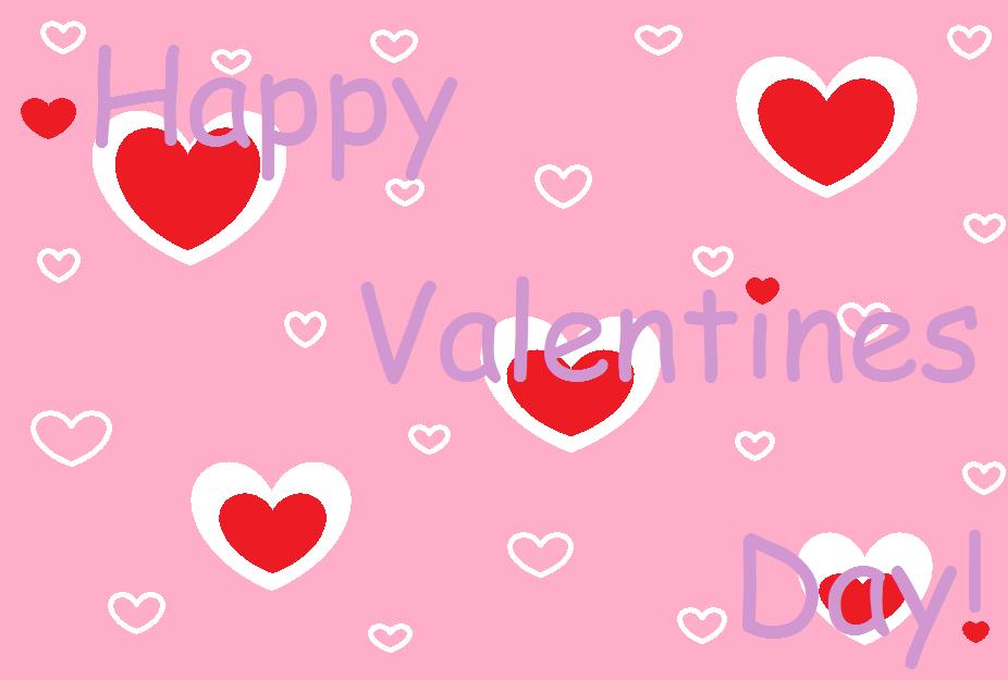 Happy Valentines Day! by VioletStar0131