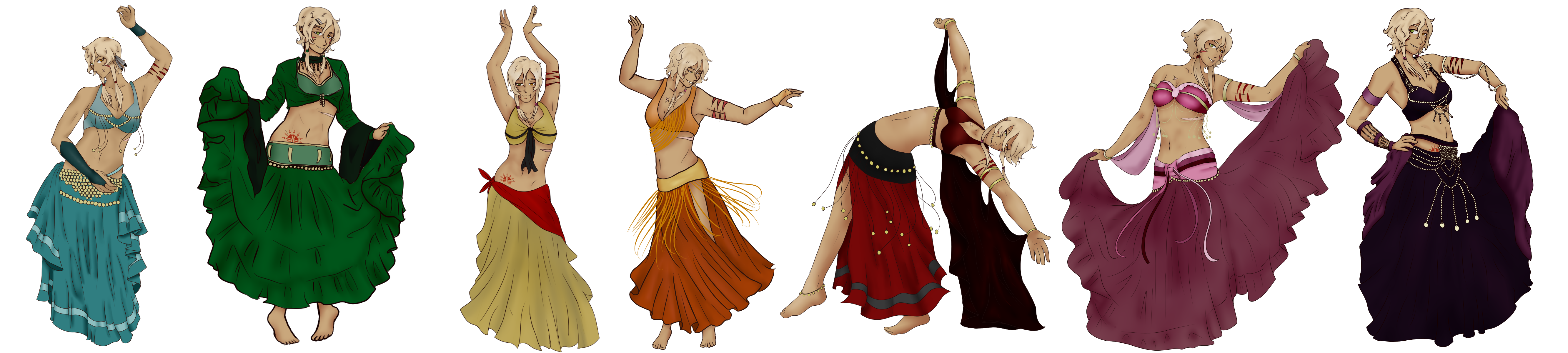 hgu__belly_dance_dresses_by_onlyairshipcapn d8t4tq7 hgu belly dance dresses by onlyairshipcapn on deviantart