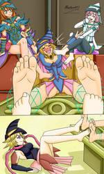 Magician's Unite!