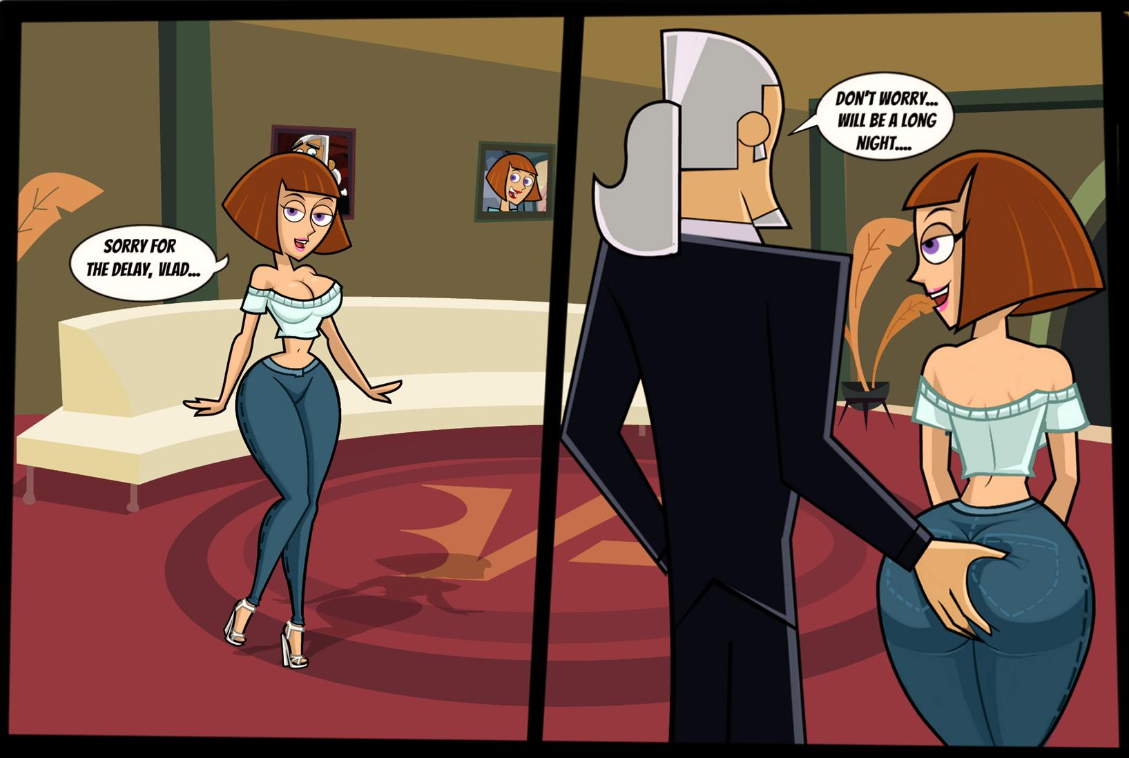 Hardcore Shemale Cartoon Sex