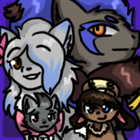 The Night Chasers full team icon by LittleWhiteWolfAngel