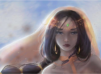 Desert Princess Myrine