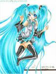 Vocaloid2Miku by CallieFink