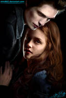 Twilight Painting by CallieFink
