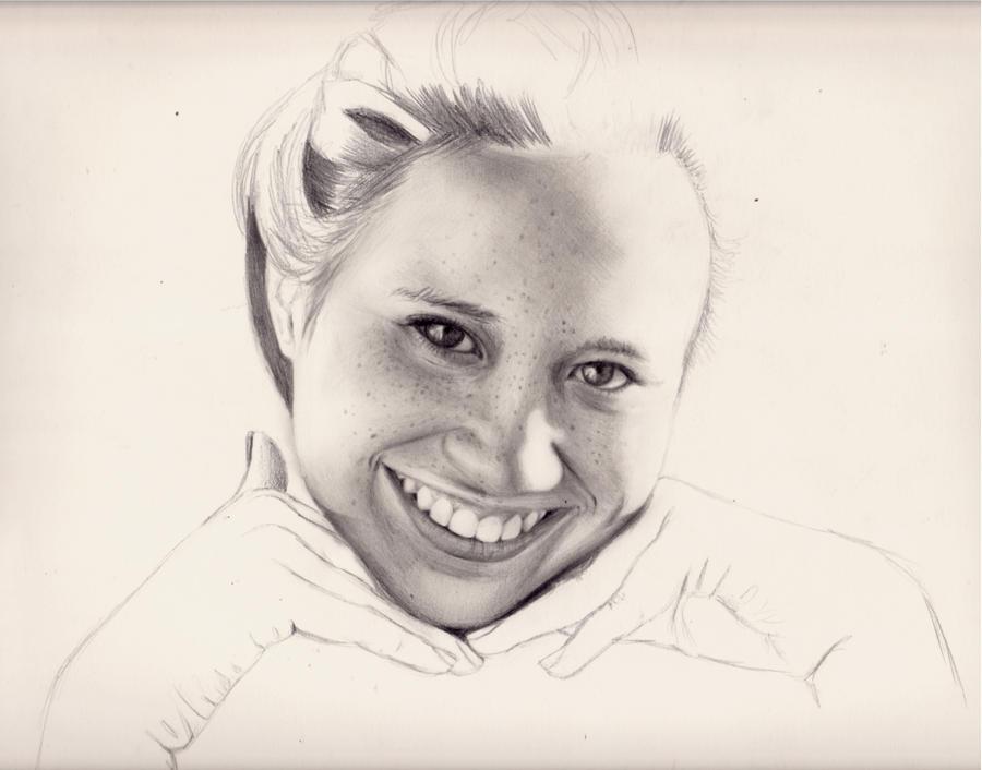Kayla wip by CallieFink