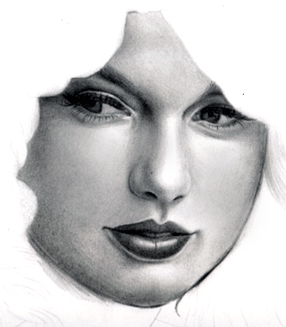 Taylor Swift WIP 1 by CallieFink
