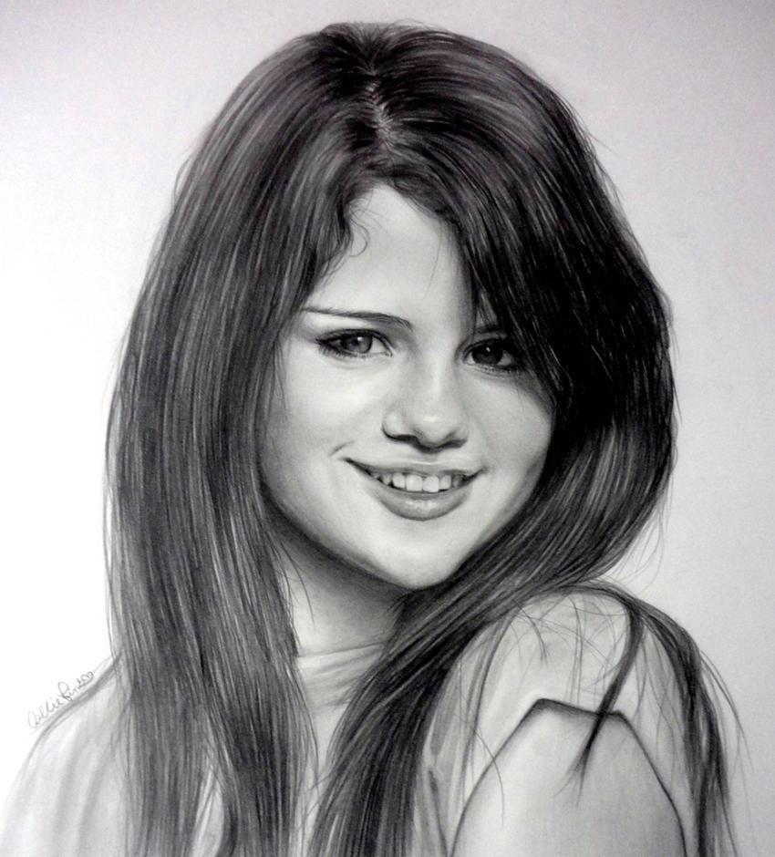 Selena Gomez by CallieFink
