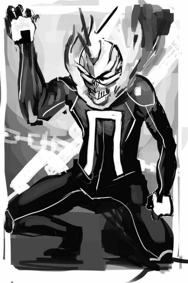 Ghost Rider by wheaman