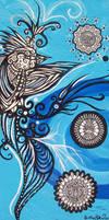 Blue Bird by HeatherPeterman