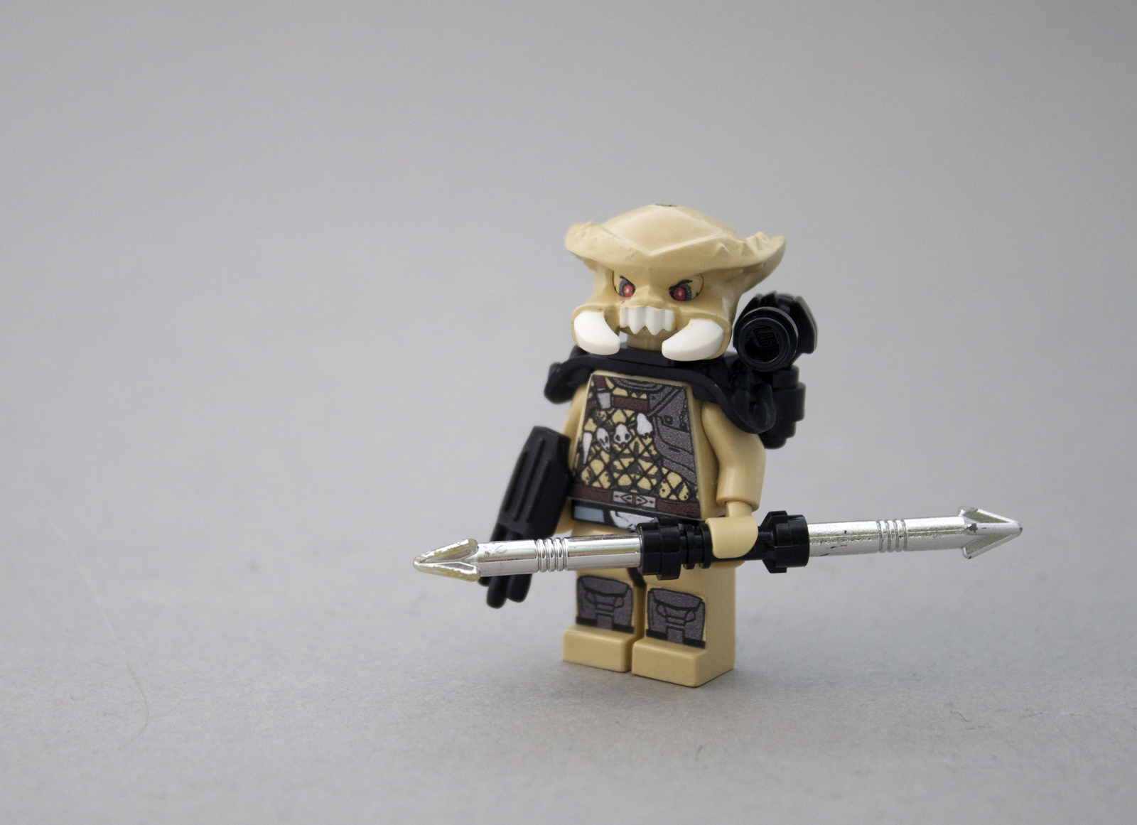 Lego Predator by exxtrooper