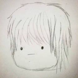 Scrap Art - Basically Rohasu Sketch by Anipai