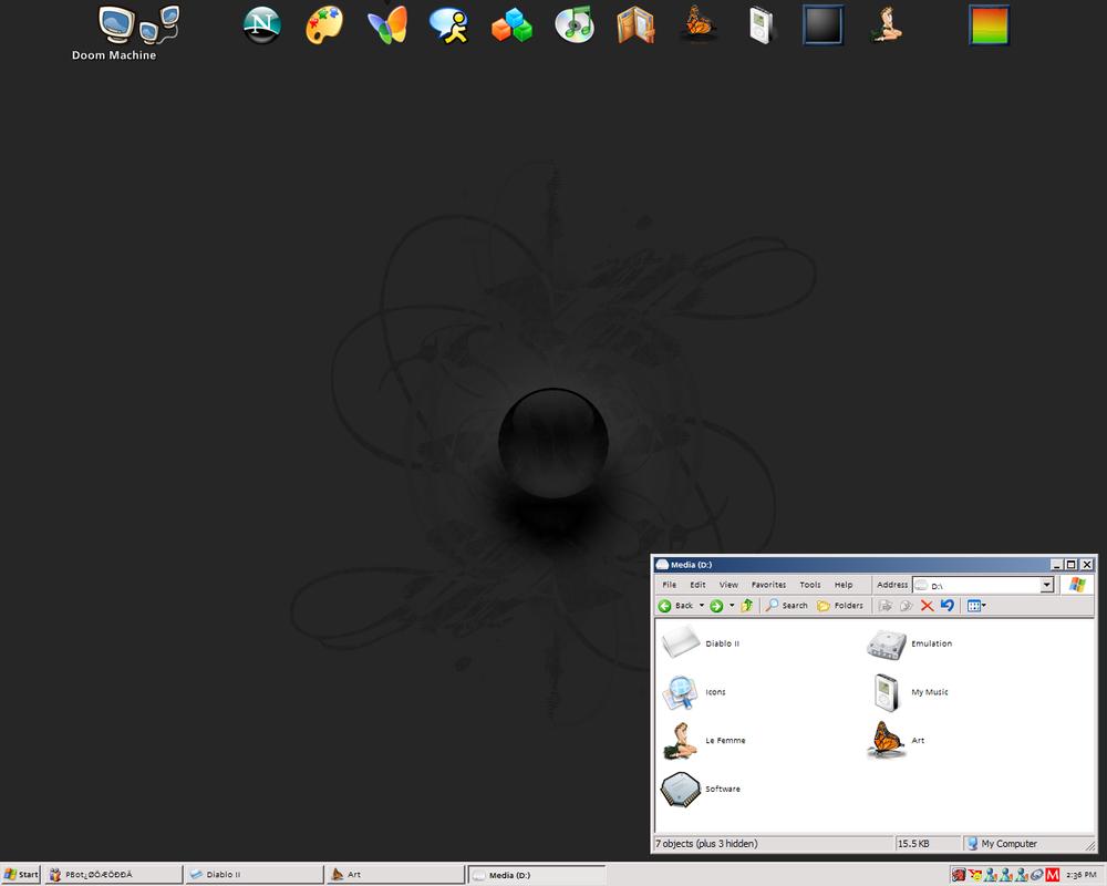 ae - Desktop 4.4.04 by aeternitas
