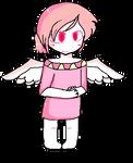 angela pixel art by MENNAH2000