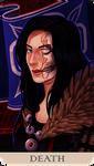 Commission: Tarot Death