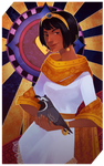 Commission: Celeste tarot