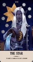 Commission: Akina tarot