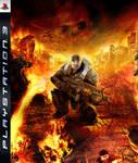 Gears Of War Fan Made Cover