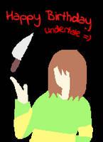 Happy Birthday =) by Dreamsce