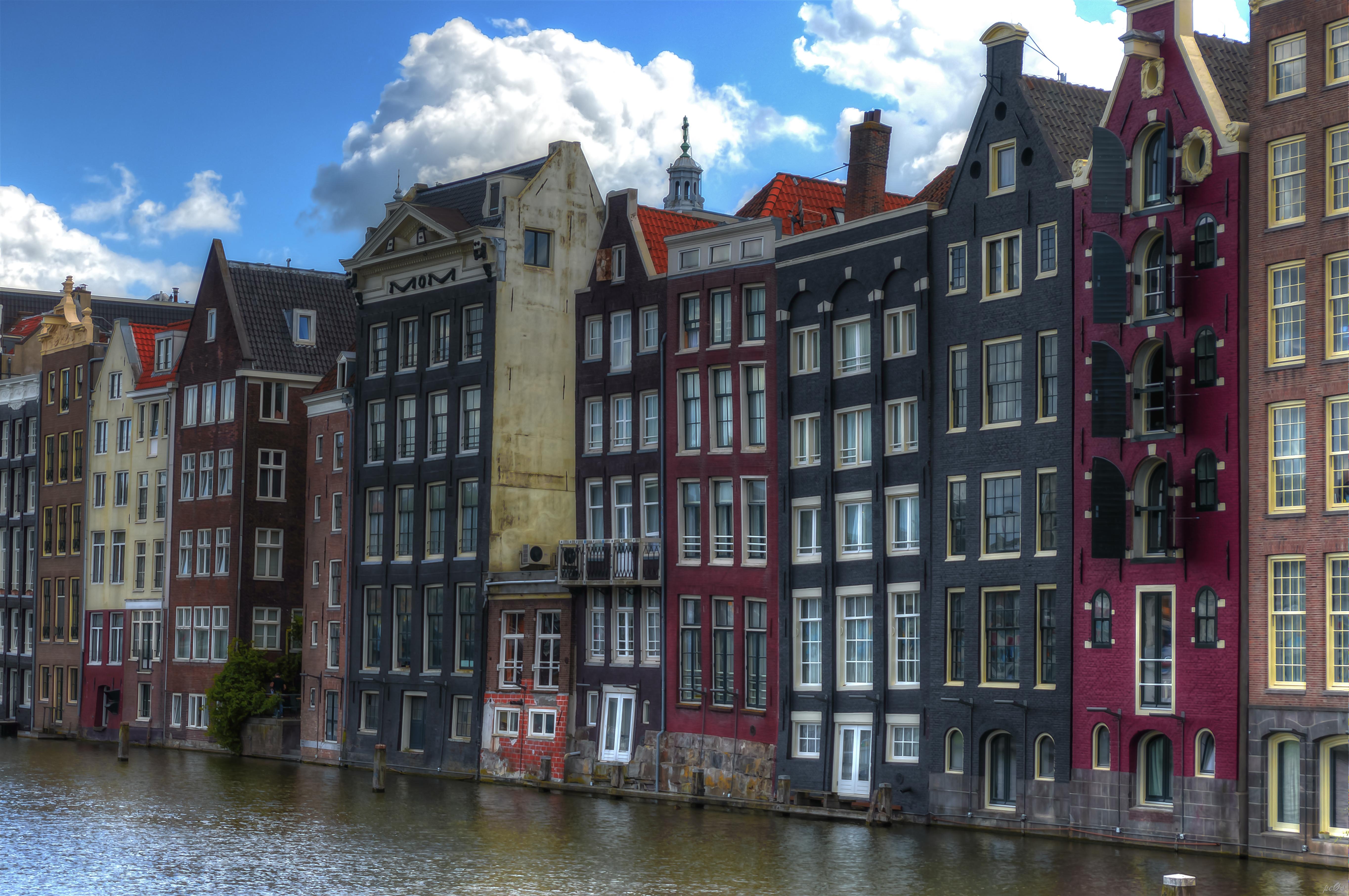 Amsterdam warehouses