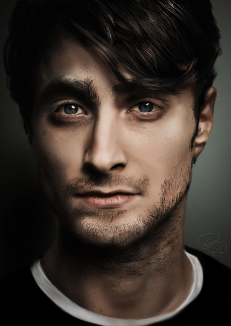 Daniel Radcliffe by Silverlykta