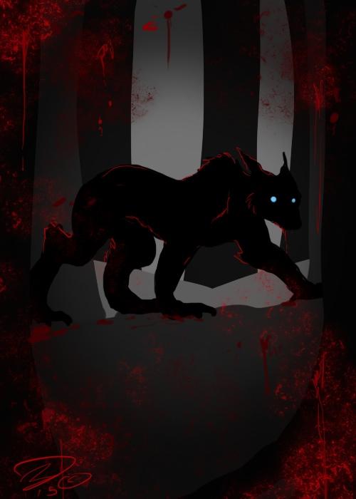 Trail of Blood by Silverlykta