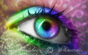 Crazy Rainbows by LT-Arts