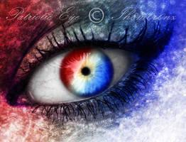 Patriotic Eye by LT-Arts