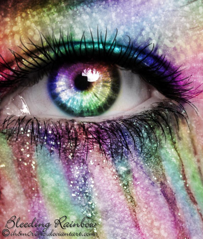 Bleeding Rainbow by LT-Arts