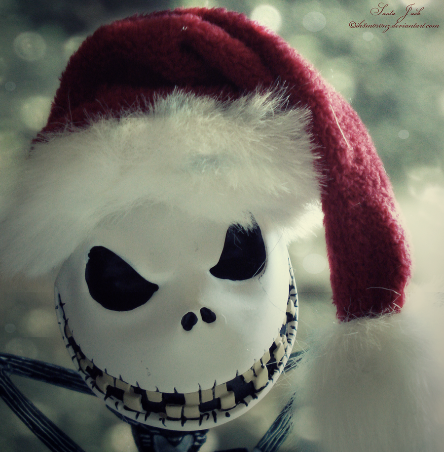 Santa Jack by LT-Arts
