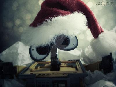 Wall-e Christmas Gift